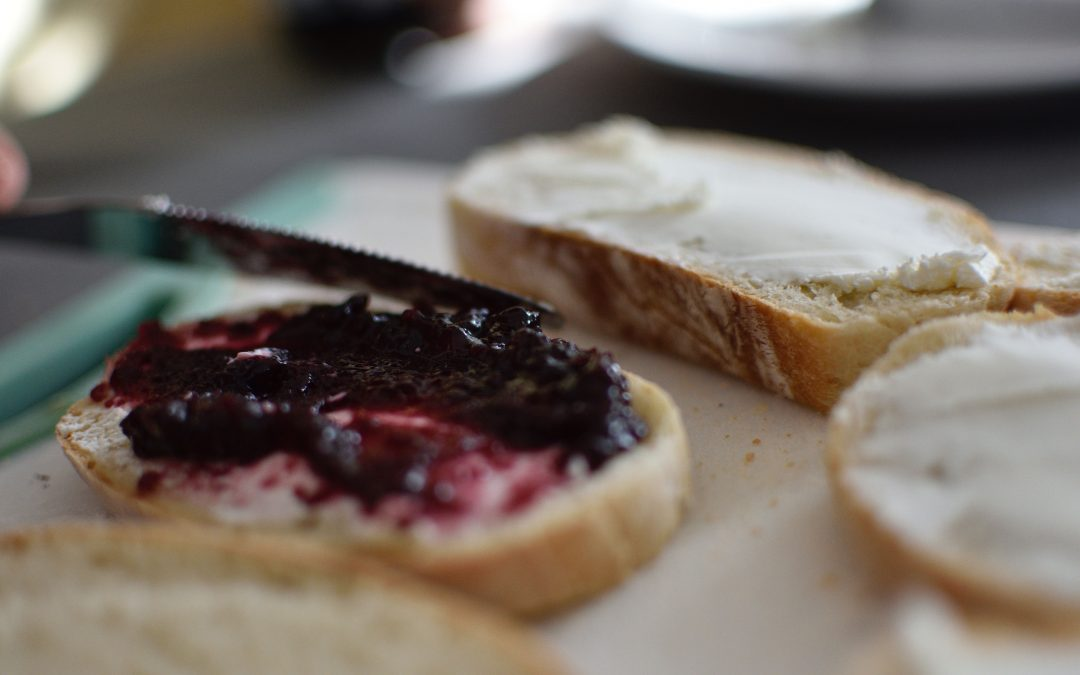 Granny's Freezer Jam Recipe